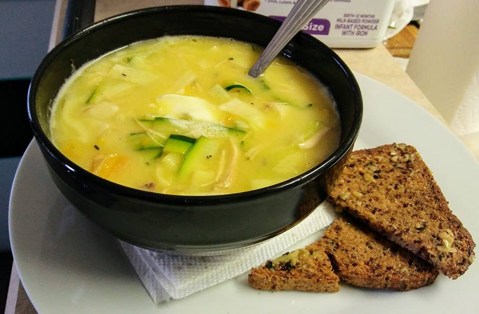 Ketogenic-Creamy-Chicken-Zoodle-Soup