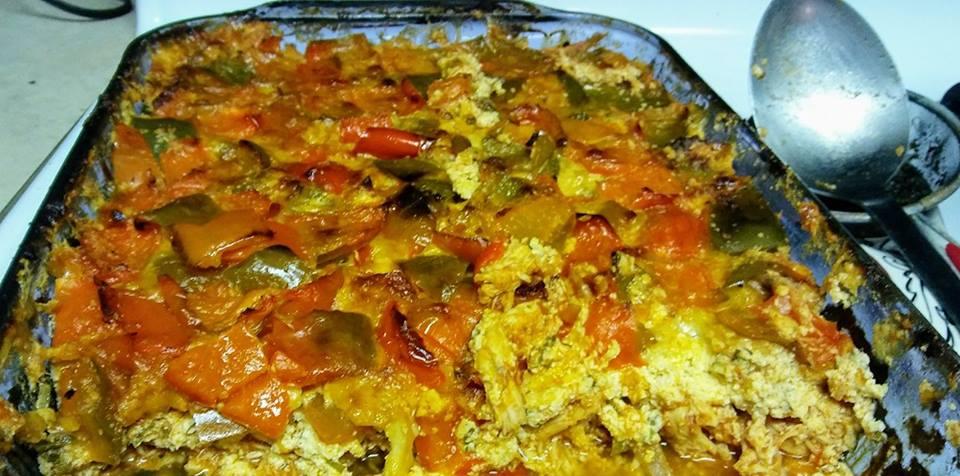 Ketogenic-Chicken-Cacciatore-Lasagna