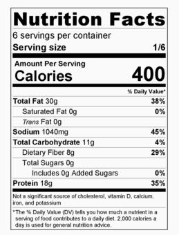 Nutrition-Facts-Orange-Chili-Chicken-and-Broccoli